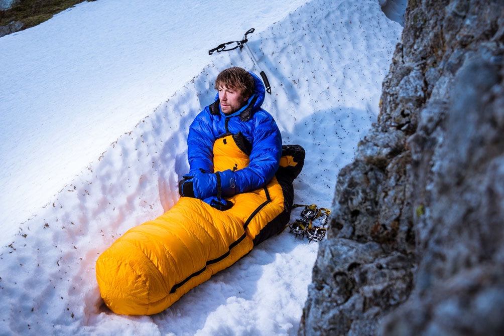 Hispar 400 Down Sleeping Bag