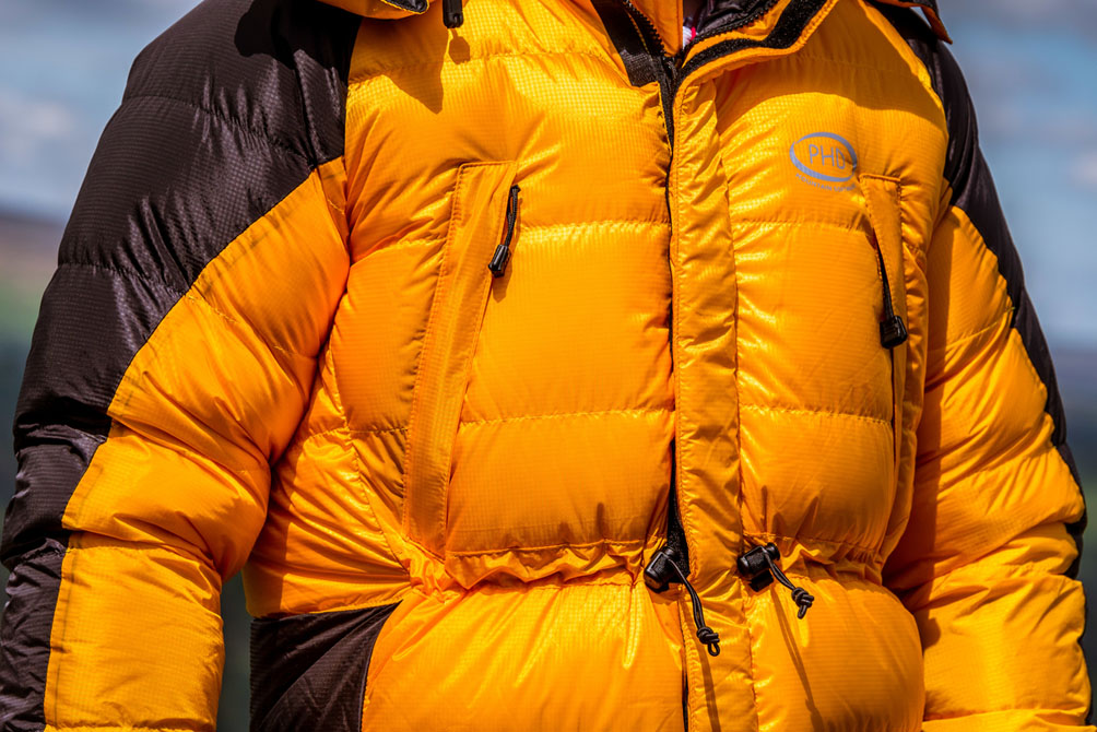 Hispar Down Jacket