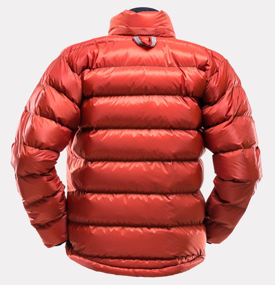 Alpine Design Clothing Reviews In Burnt Orange Ultrashell