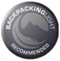 "BackpackingLight ""Recommended"""