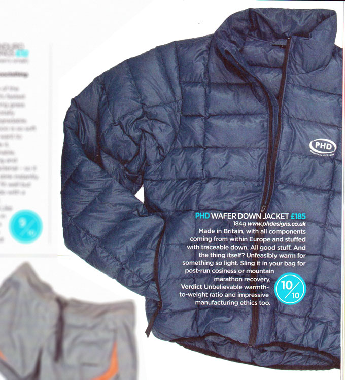 Trail Running Magazine Review