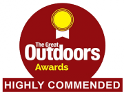 """Highly Commended"" TGO Magazine 'Gear of the Year' Awards 2015"
