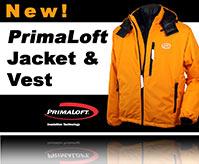 PrimaLoft Jacket and Vest