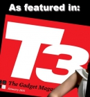 As featured in T3 Magazine