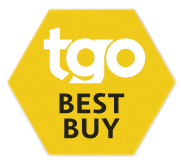 "TGO Magazine ""Best Buy""."
