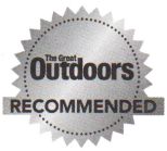 TGO Magazine 'Recommended' in test of 3 season sleeping bags