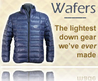Wafer Jacket, Vest, Socks, and Trousers