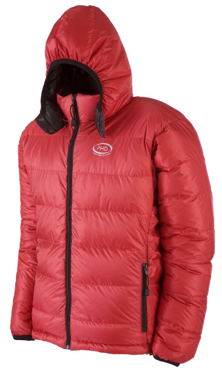 Yukon Jacket, red