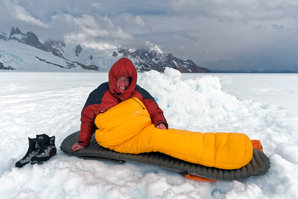 Hispar 500 Down Sleeping Bag
