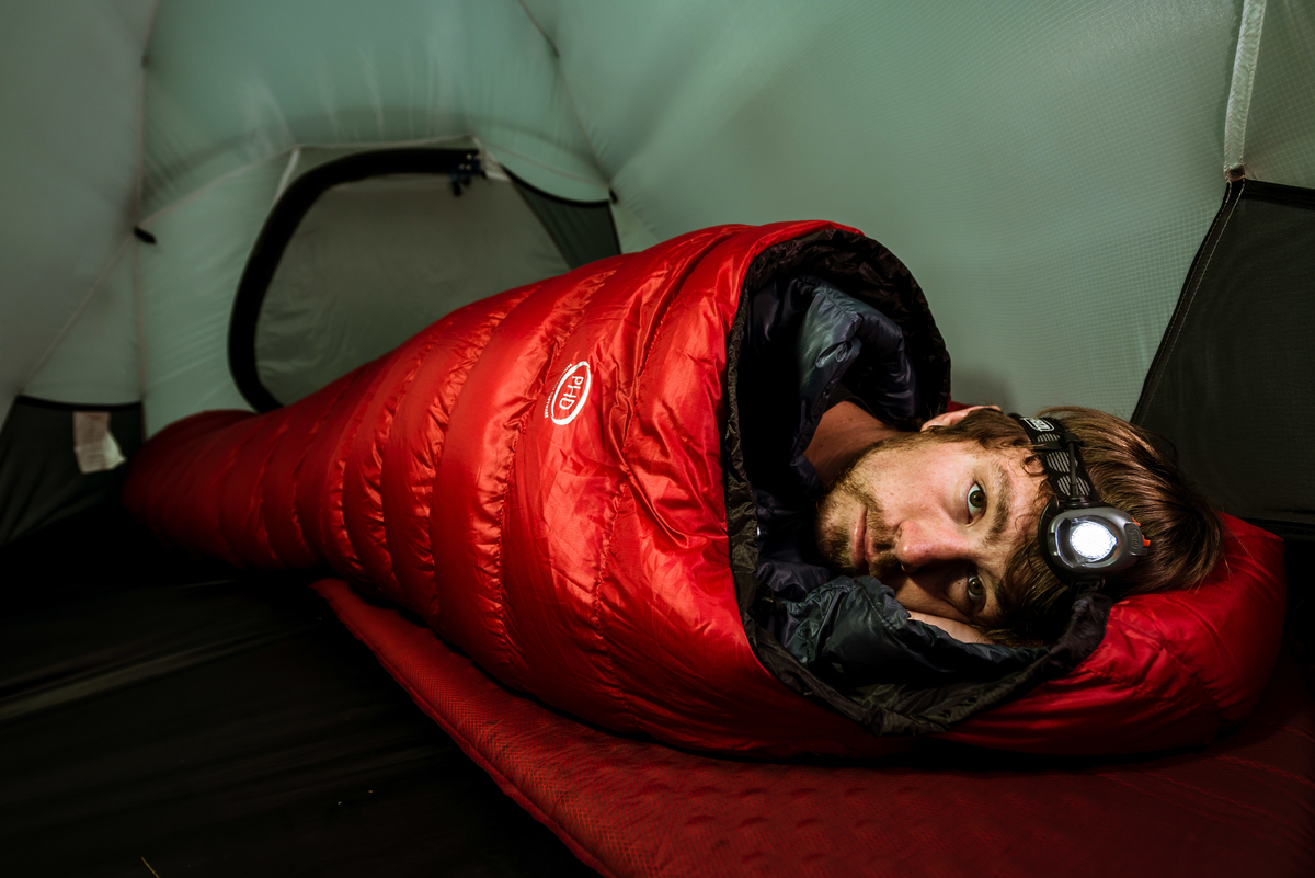 Ready Made: Minim 400 Down Sleeping Bag