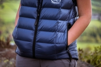 Wafer Down Vest: 'K Series'