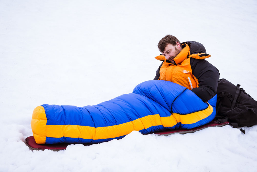Xero 1300 Down Sleeping Bag