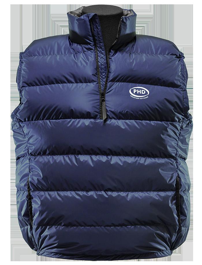 Ultra down vest