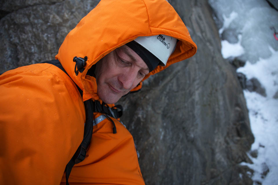 Alpha Belay Jacket