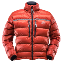 Alpine Ultra Down Jacket: 'K Series'