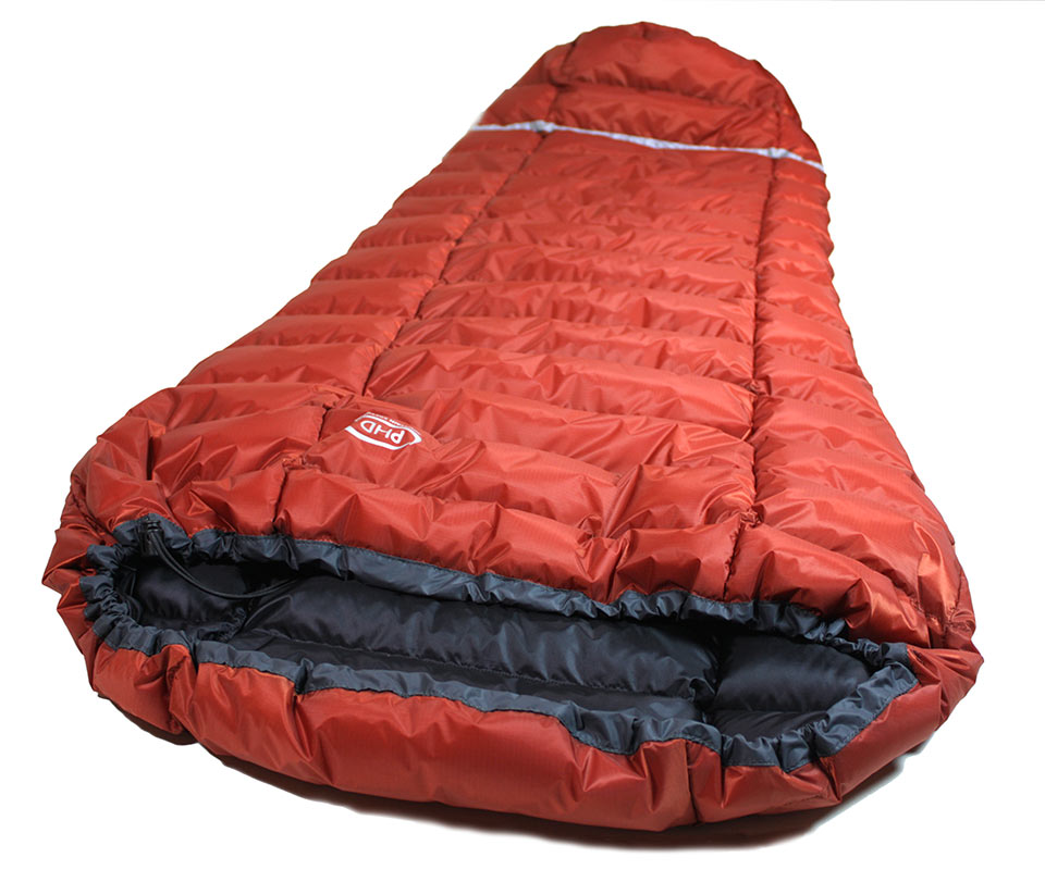 Alpine Ultra Half Bag (pied d'elephant sleeping bag)