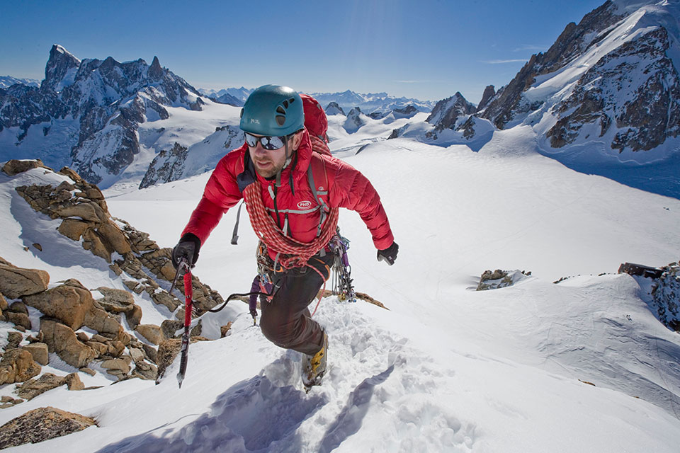 Alpine Ultra Down Jacket (Photo: Jon Griffith)