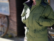 Baffin Ventile and Down Jacket