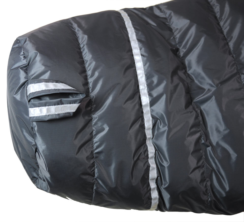 Delta 550 Down Sleeping Bag - Clip Loop