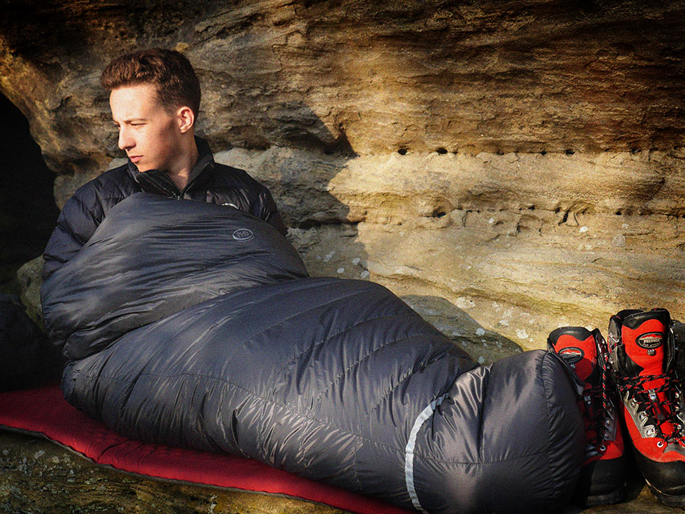 Delta 550 Down Sleeping Bag