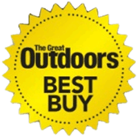 The Great Outdoors, 'Best Buy' award in Winter Sleeping Bags Test 2015