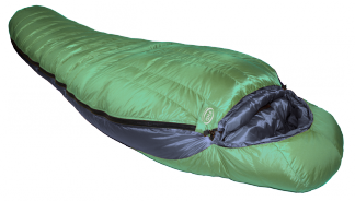 Diamir 1200 Down Sleeping Bag: K Series