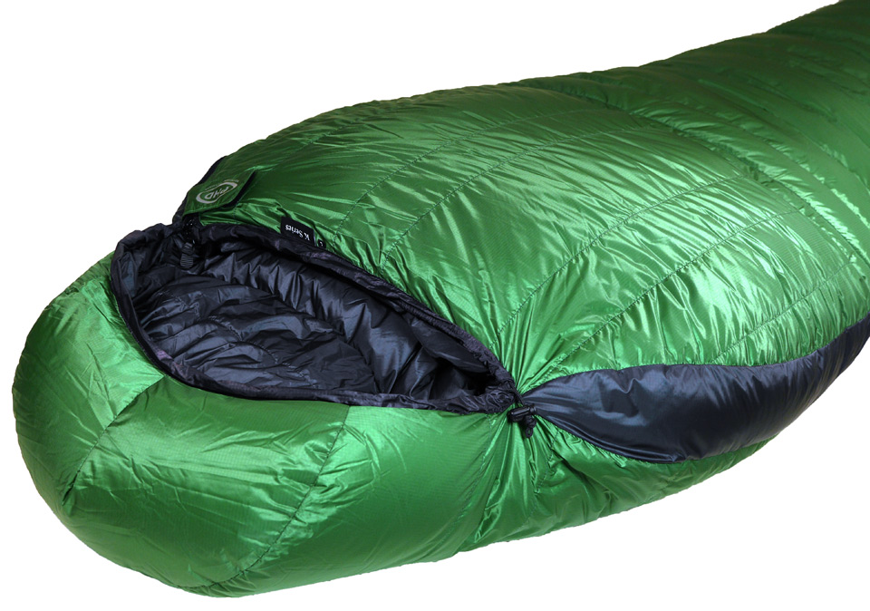 Diamir 900 Down Sleeping Bag: K Series