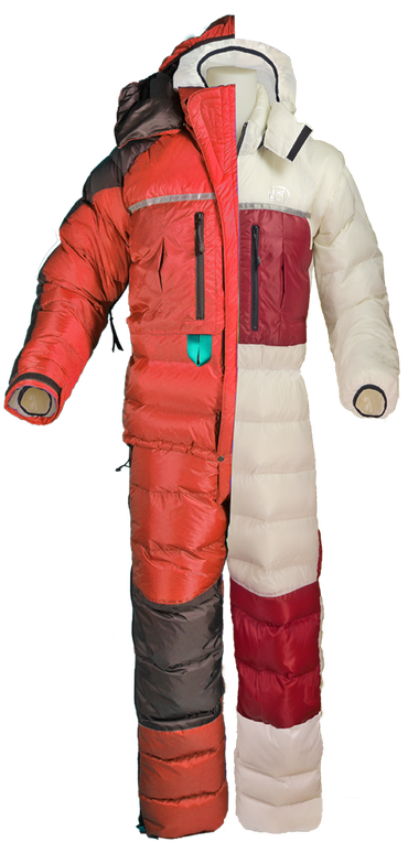 94cac8732 Expedition Double Suit (-50°C Version)