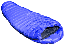 Greenlandic 400 semi-rectangular down sleeping bag