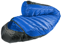 High Mountain Camp Down Sleeping Bag