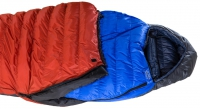 Hispar Combi K Series, cut wide enough to accommodate another sleeping bag inside (sold separately)