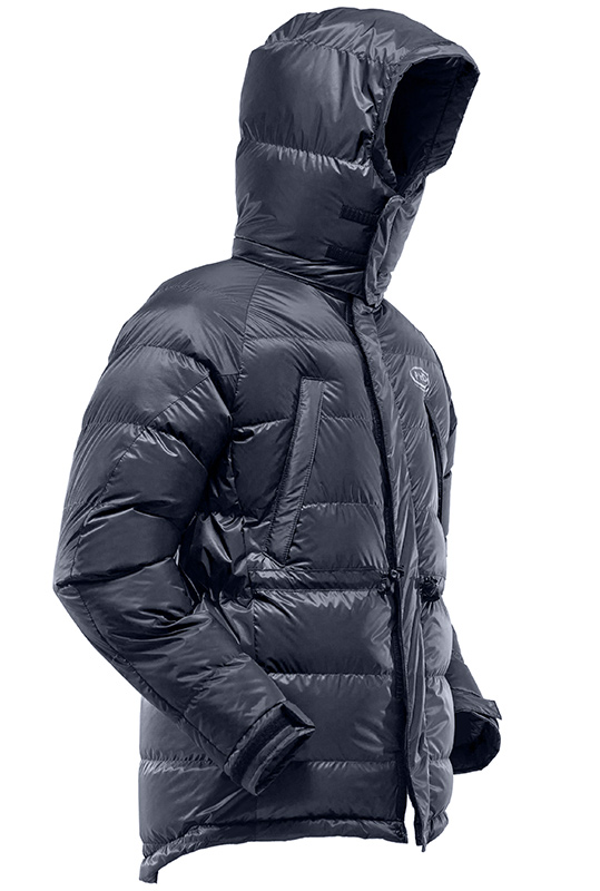 Hispar Made to Measure Down Jacket - black