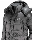 Hispar Down Jacket - black
