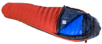 Hispar Overbag K Series, shown with Hispar 500 sleeping bag inside (Hispar 500 must be purchased separately)