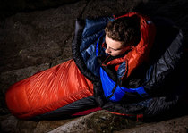 Hispar Overbag K Series, cut wide enough to accommodate another sleeping bag inside (sold separately)