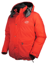 Icefall Down jacket (Red)
