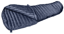 Icelandic 200 down sleeping bag (in optional charcoal Ultrashell fabric)