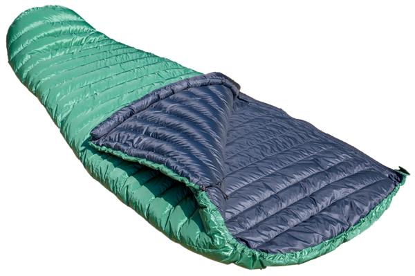 Icelandic 300 (shown in optional green Ultrashell fabric)