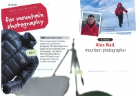 As used by professional landscape photographer, Alex Nail