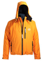 Kappa Primaloft insulated jacket - in Orange HS2