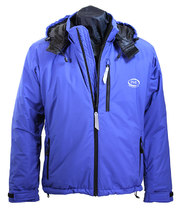 Kappa Primaloft insulated jacket - in Blue HS2