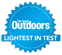 The Great Outdoors, 'Lightest in Test' award in Winter Sleeping Bags Test 2015
