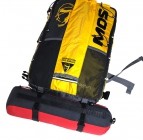 Shown attached to a WAA Ultra-Bag, one of the most popular MDS rucksacks