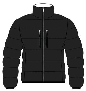 One of the thousands of variations of this jacket