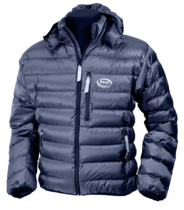 Minimus Down Jacket - Charcoal