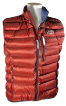 Minimus Down Vest - Burnt Orange