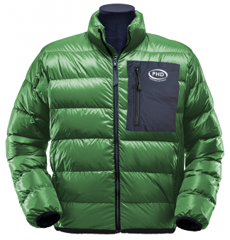 Minimus Down Jacket - Green
