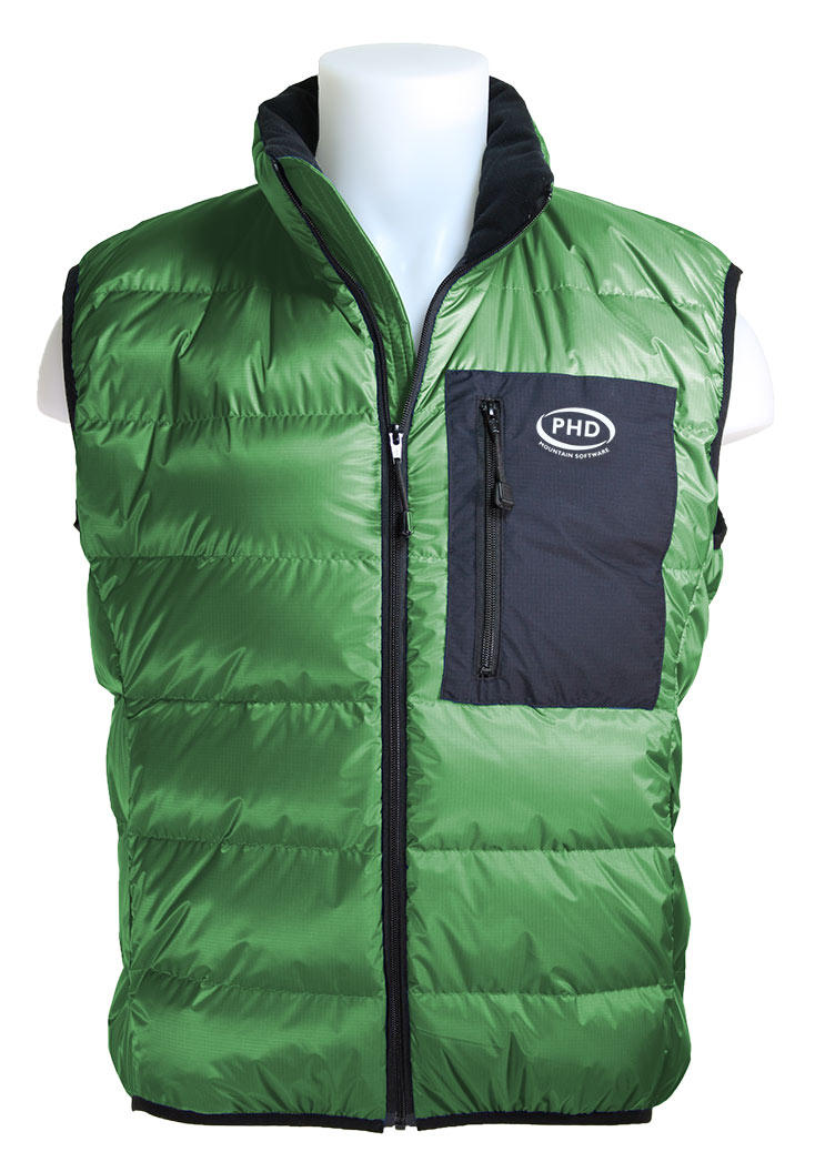 Minimus Down Vest - Green