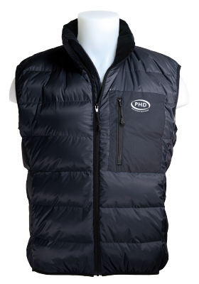 Minimus Down Vest - Black