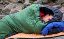 Minix Down/Primaloft Sleeping Bag
